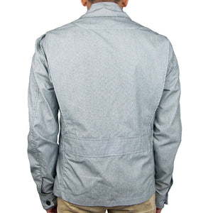 The Cruiser Lightweight Jacket back fit