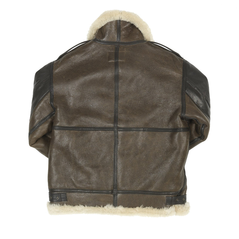 """The General"" B-3 Bomber Jacket back"