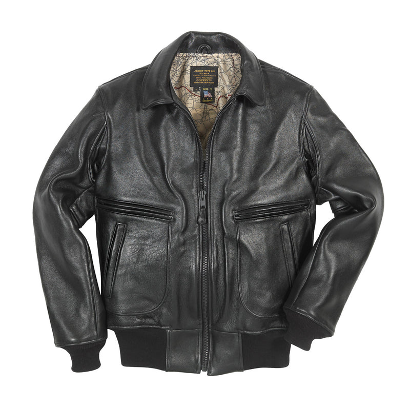 The Mod Raiders Jacket in black