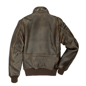 The Mod Raiders Jacket-Brown
