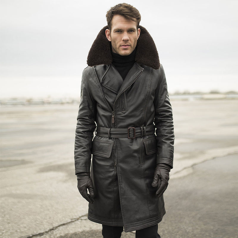 Type M-69D Air Transport Coat on model