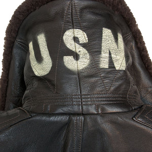 Type M-69D Air Transport Coat USN stencil