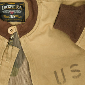 USN 371J1 Aviator Jacket