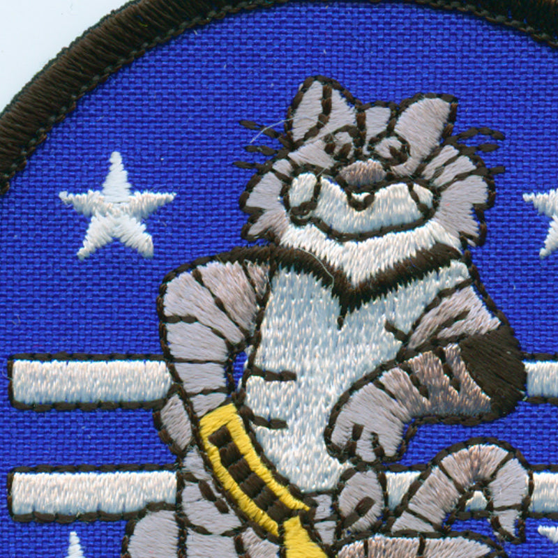 USN Anytime Baby Patch detail
