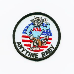 USN Tomcat Anytime Patch