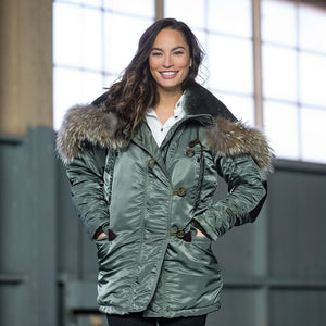 Women's N3B Long Parka