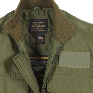 WEP USN USMC Jacket collar