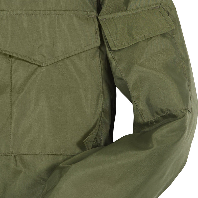 WEP USN USMC Jacket sleeve pocket
