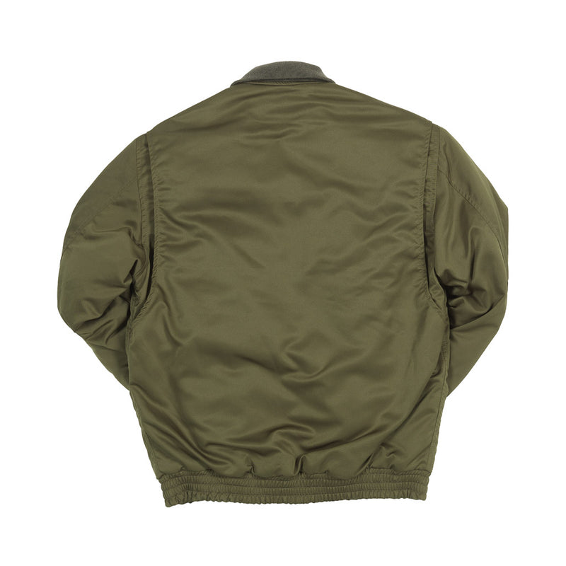 WEP Jacket With Patches back