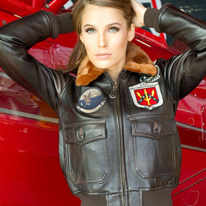Women's Top Gun Flight Jacket
