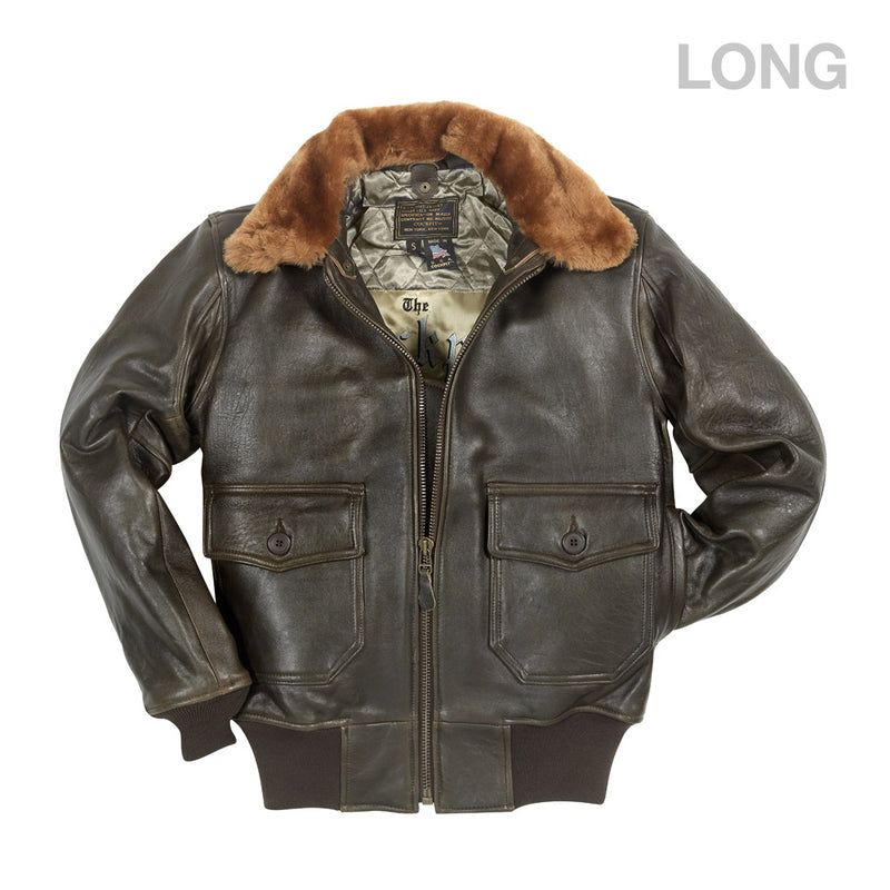 U.S. Navy Lambskin G-1 Flight Jacket