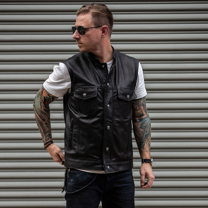 Cockpit USA X Slightly Alabama- Moto Vest