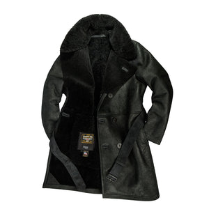 The Highview Shearling Trench