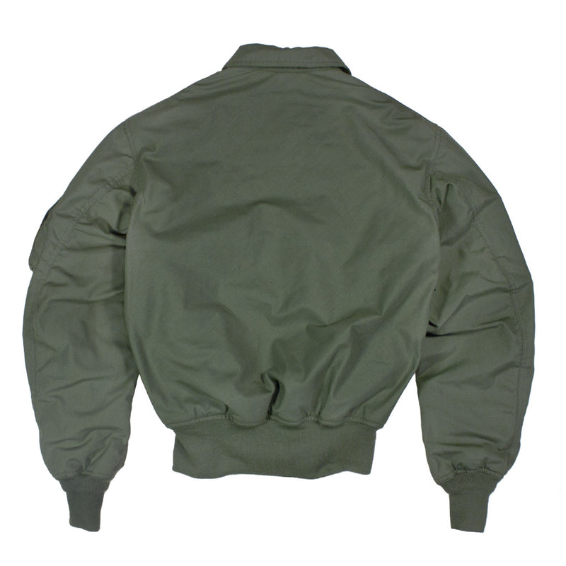 Nomex CWU Modified 36P Lightweight Jacket-Sage