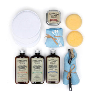 Leather Milk Restoration Kit