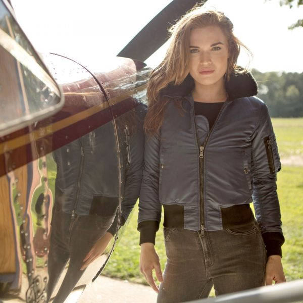 Cockpit USA's Women's B-15 Bomber Jacket