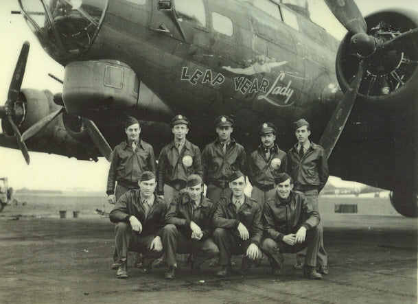 Leap Year Lady 305th Bomb Group