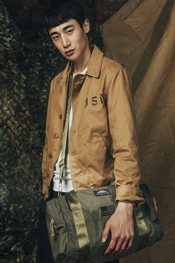 7th Air Force Souvenir Jacket | MRket MR Magazine