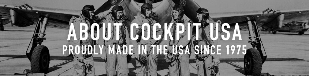 About Cockpit USA Proudly Made in the USA Since 1975