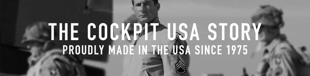 The Cockpit USA Story Proudly made in the USA since 1975
