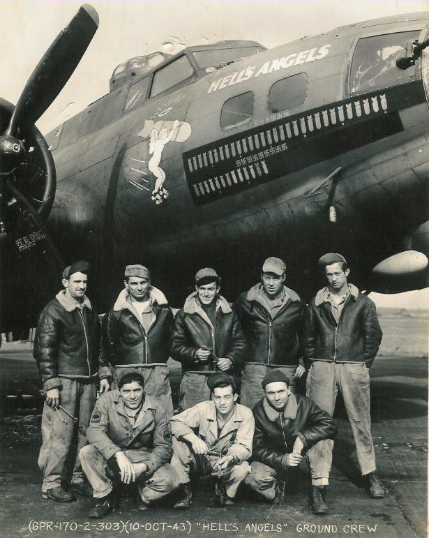 Hell's Angels Ground Crew