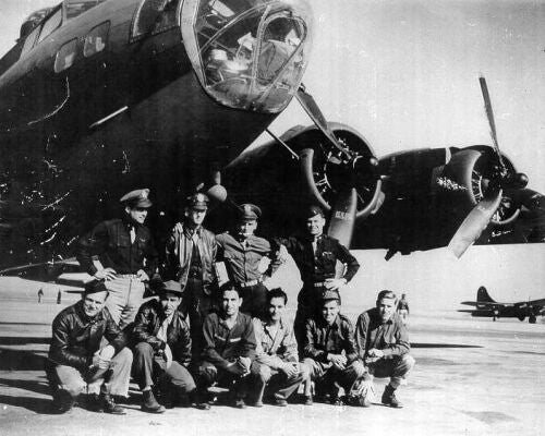 A US Army Air Force Group during WWII