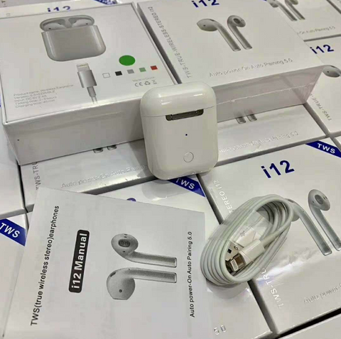 Image of I12 TWS Ultimate Airpod Clone