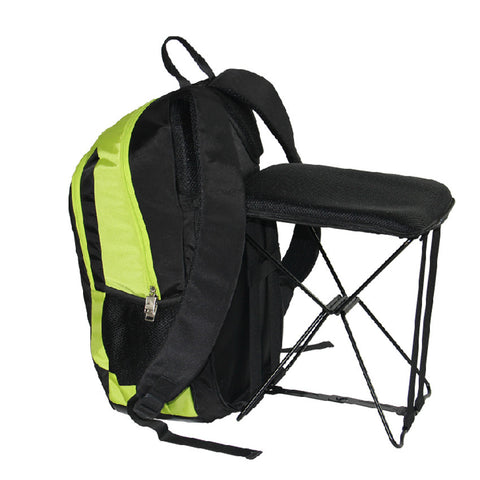 Image of Convertible Backpack Chair