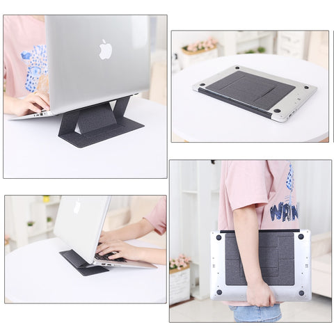 Ultra-thin Portable Laptop Stand