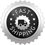 Image of Fast & Free shipping (when you spend over XXX)