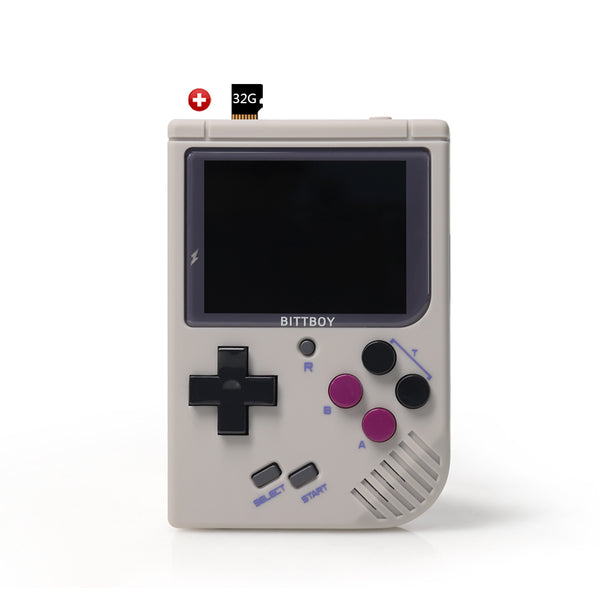 New BittBoy +8GB Micro SD