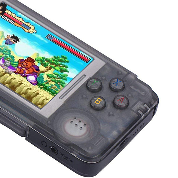Crystal Black Revo K101 Plus Game Handheld
