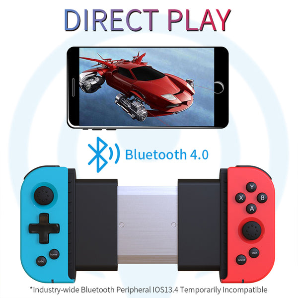 X6 Pro Wireless Bluetooth Game Controller