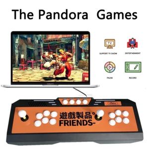 Pandoras Box 3D Video Game Console