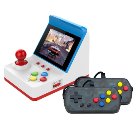 Retro Miniature Arcade Game Console