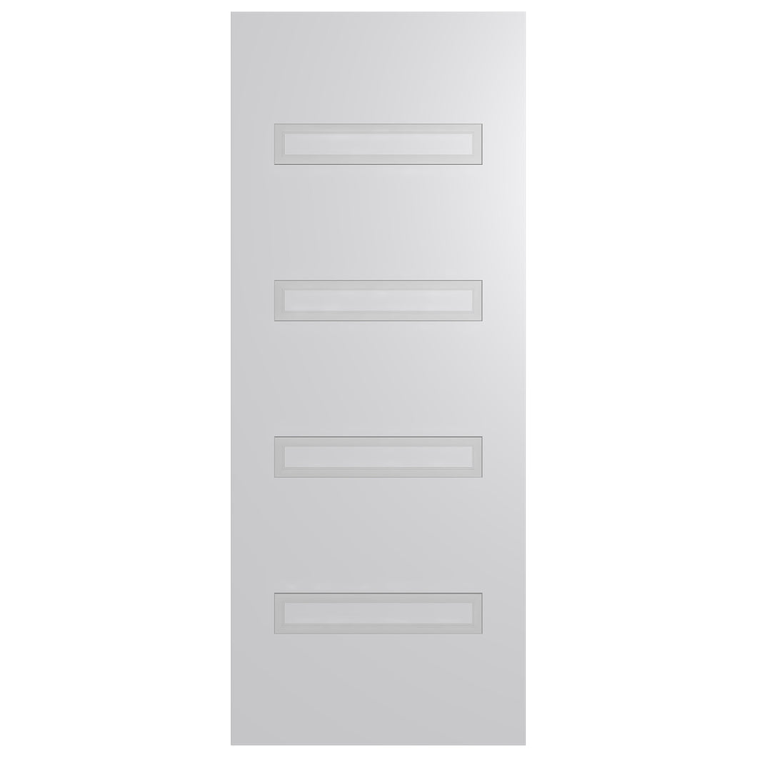 Manor 820 x 2040 x 35 Fibreglass Door