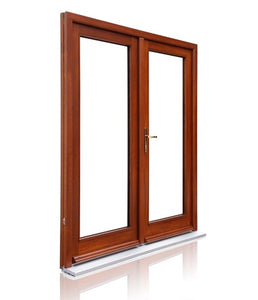 1 light French doors