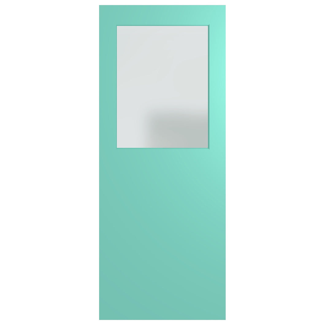 SOLIDCORE XF3 Exterior Glass Opening Back Door