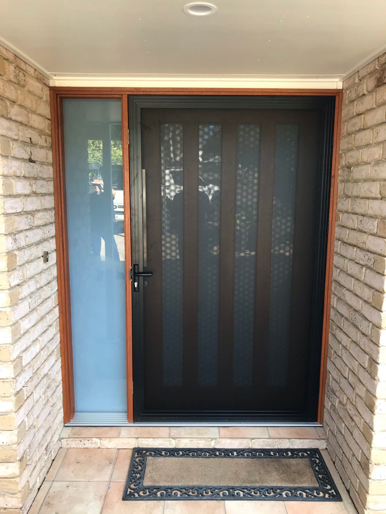 JDQ Pre hung Security Screen doors