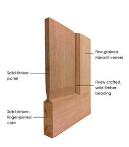 3L Vertical Pre hung Door (select for more sizes)