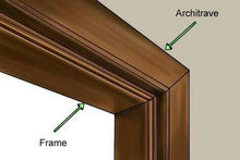 Load image into Gallery viewer, XN16 Newington Door & Frame Package Installed