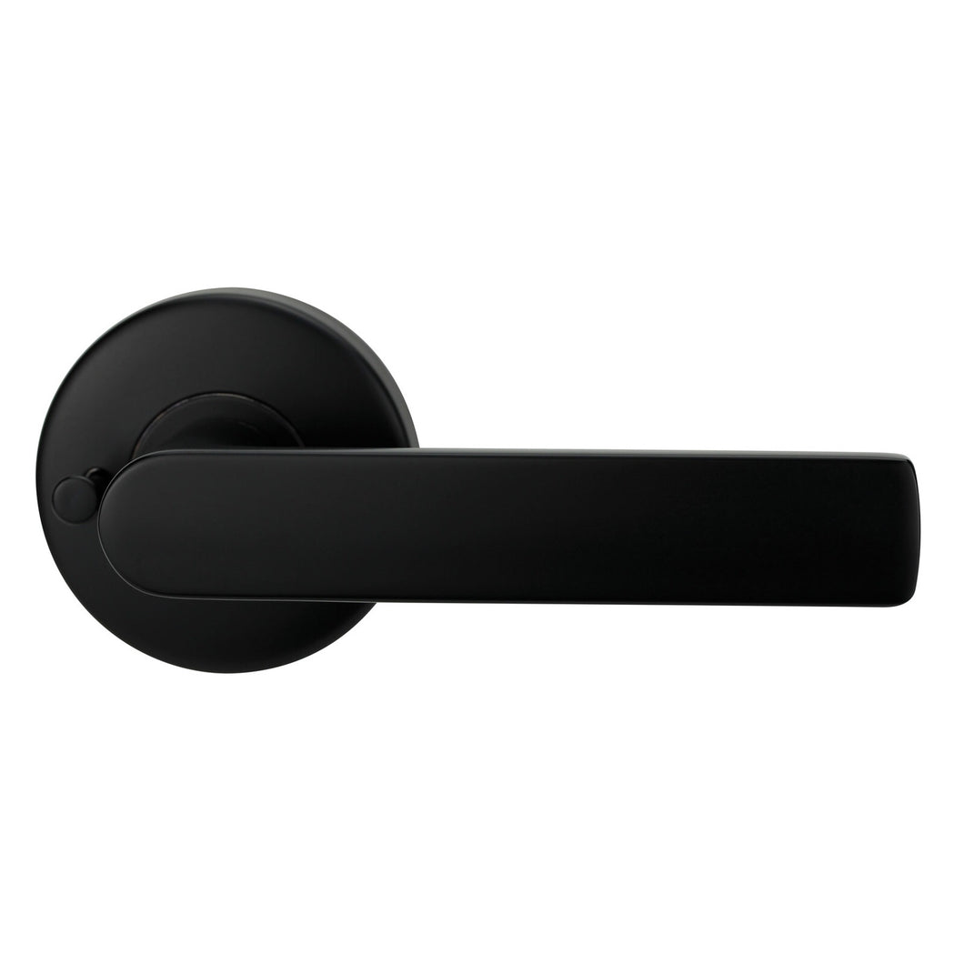 Lockwood Velocity L3 Privacy or passage Leverset - Black