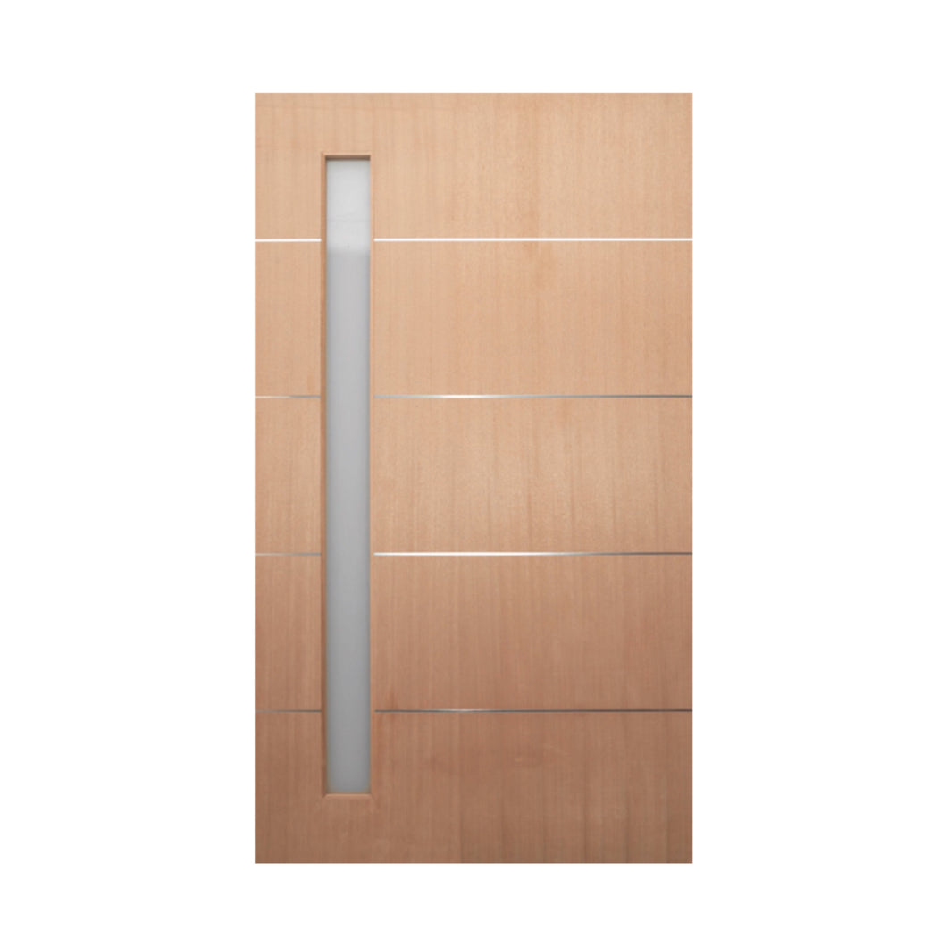 AHG- Aluminium Insert Pre hung door and frame