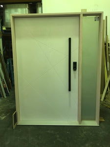 X4 Armoured Pre hung door