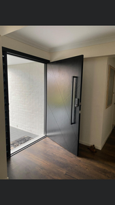 NEW Armoured door Range