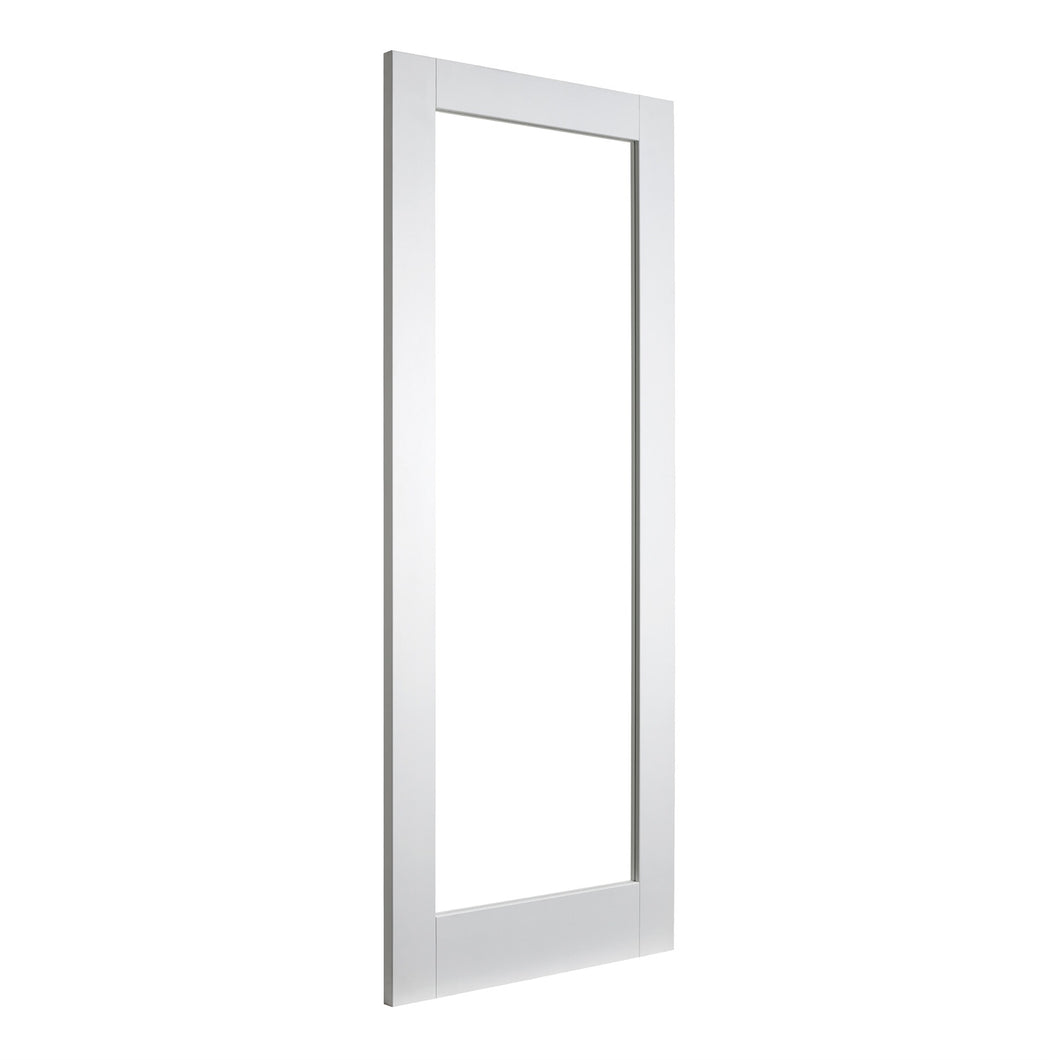 2040 x 820 x 35mm Primed 1 Light Internal Door