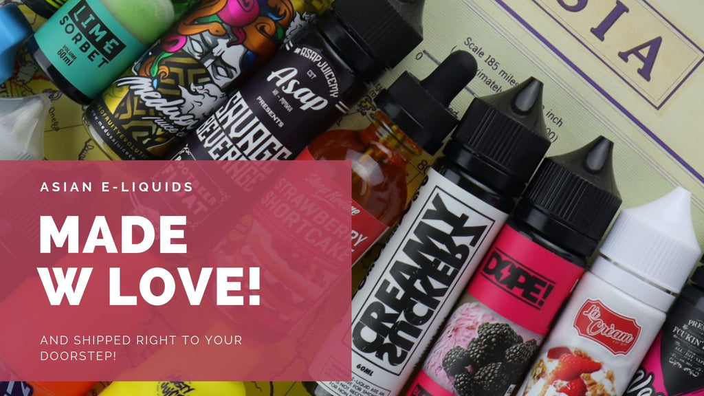 Vaping Malaysian E-Liquids for The First Time: Everything You Need to Know