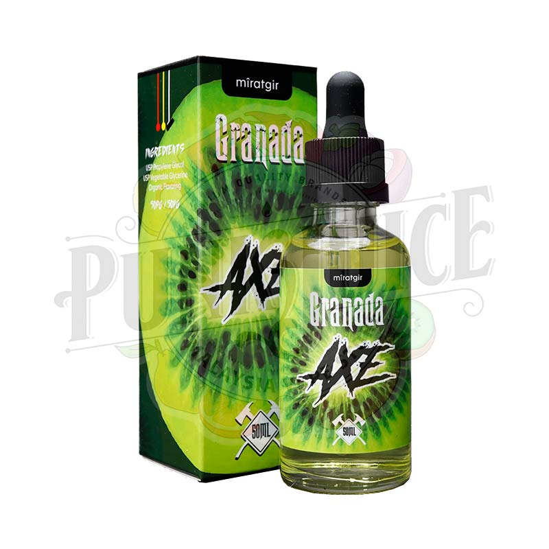Granada Axe 50ml - Punk Juice Vape Store