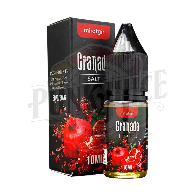 Granada Salt Pomegranate - Punk Juice Vape Store