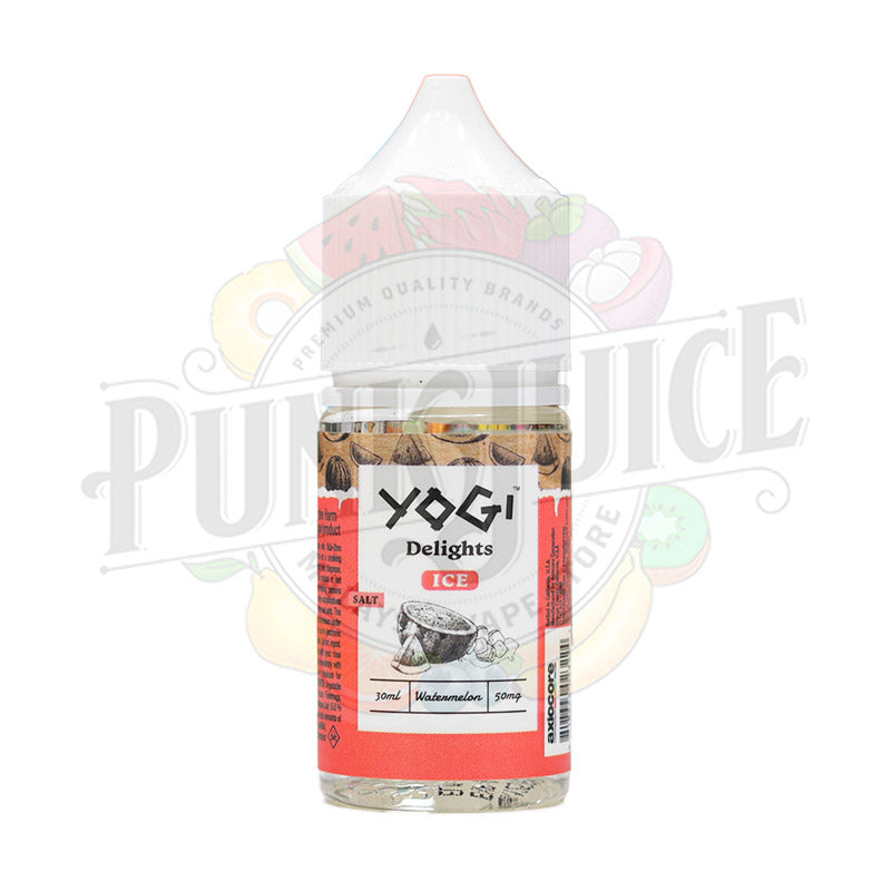 Yogi Salts - Watermelon Ice - 30ml bottle